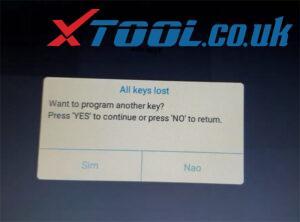 Xtool X100 Pad3 Program Chevy Cruze Akl 6