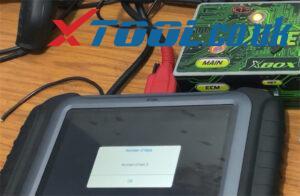 Xtool X100 Pad3 Program Mazda Type 5 11