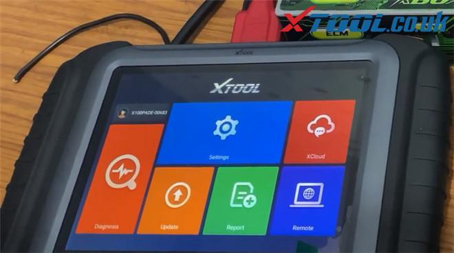 Xtool X100 Pad3 Program Mazda Type 5 2