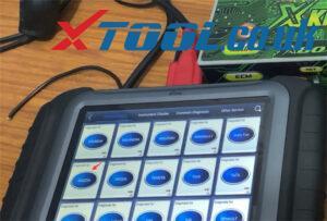 Xtool X100 Pad3 Program Mazda Type 5 3