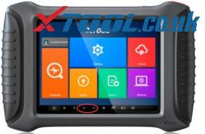 Xtool X100 Pad3 Taskbar Lost After Upgrade Solution 1
