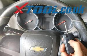 X100 Pad Program 2016 Chevy Cruze 1