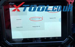 X100 Pad2 Pro Program 2013 Dodge Grand Caravan 5