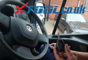 X100 Pad2 Pro Program 2015 Vauxhall Movano 1