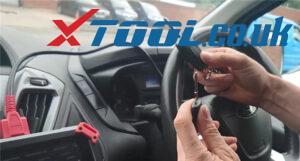 X100 Pad2 Pro Program Ford Transit Custom 2014 1
