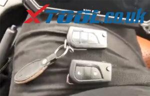 X100 Pad2 Pro Program Toyota Innova Crysta 1