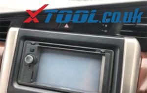 X100 Pad2 Pro Program Toyota Innova Crysta 9