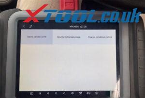 X100 Pad3 Program Hyundai I10 Remote 2