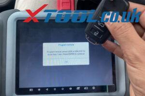 X100 Pad3 Program Hyundai I10 Remote 7
