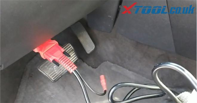 Xtool X100 Pad3 Solve Chevy Avalanche P0300 Trouble 1