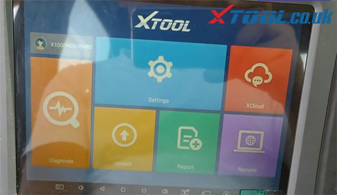 Xtool X100 Pad3 Solve Chevy Avalanche P0300 Trouble 2