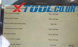 Xtool X100 Pad3 Solve Chevy Avalanche P0300 Trouble 5