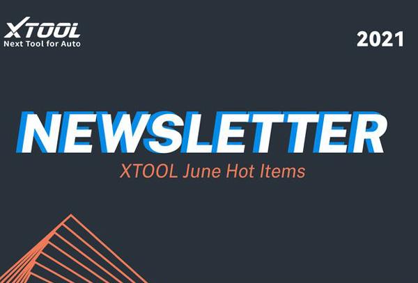 XTOOL Key Programming Update 202106