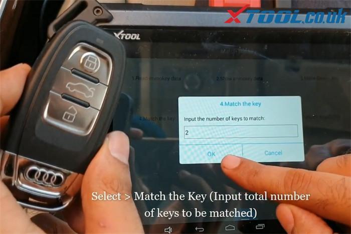 X100 Pad2 Pro Program Audi Q5 10