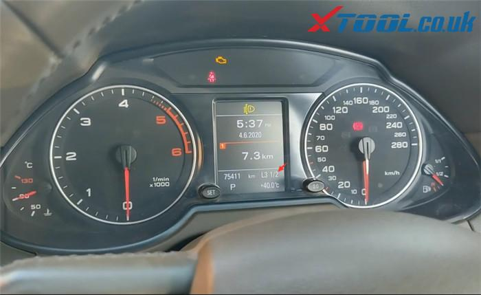 X100 Pad2 Pro Program Audi Q5 11