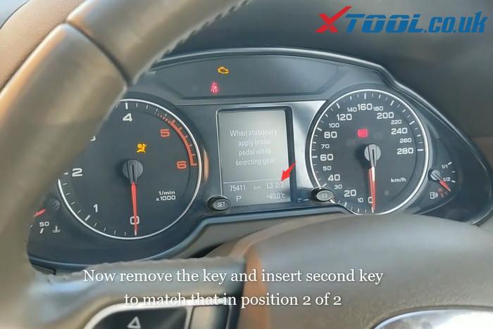 X100 Pad2 Pro Program Audi Q5 12