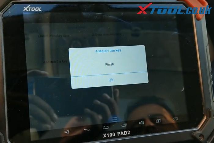 X100 Pad2 Pro Program Audi Q5 13