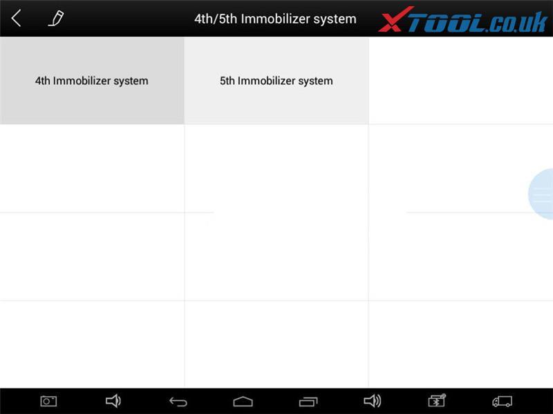 Xtool Tablet Vw Sharan 2012 A1 Learn Key 2