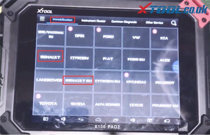 Xtool X100 Pad2 Global Version Eu Version Comparison 1