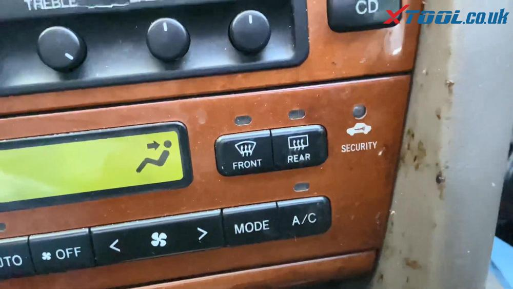 Xtool X100 Pad3 Se Reflash Toyota Lexus Ic900 93c56 Data 27