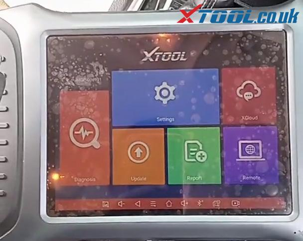 Xtool A80 Pro Turn Off The Check Engine Light 04