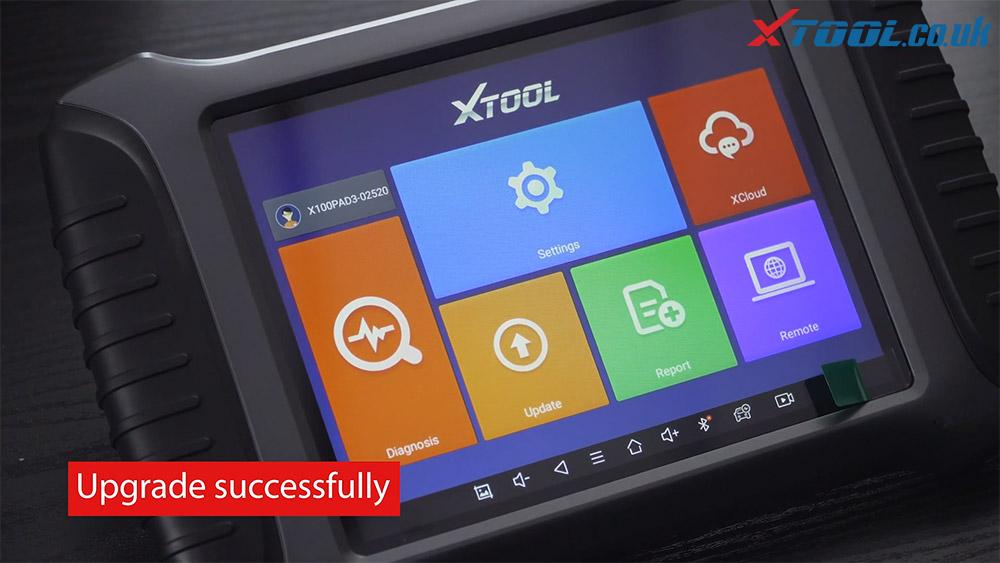 Xtool X100 Pad3 Se Register Activate 09