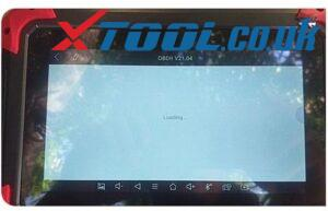 Xtool X100 Pad Stay On Loading Page 01